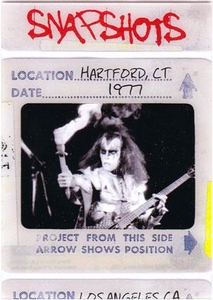 2009 Press Pass KISS Trading Cards 360 Degrees Snapshots 11 / 12 Hartford, CT 1977
