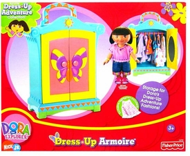 Dora the Explorer Dora's Dress Up Armoire