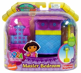 Dora Magical Welcome House Furniture Set Master Bedroom
