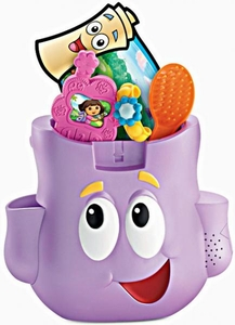 Dora the Explorer Playset My Talking Backpack [2011 Version]