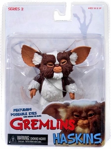 NECA Gremlins Mogwais Series 3 Action Figure Haskins [Chubby Gremlin]