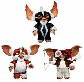 NECA Gremlins Mogwais Series 2 Set of 3 Action Figures [Gizmo, Daffy & Mohawk]