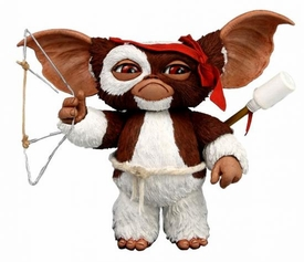 NECA Gremlins Mogwais Series 2 Action Figure Gizmo [Rambo Version]