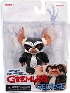 NECA Gremlins Mogwais Series 1 Action Figure George