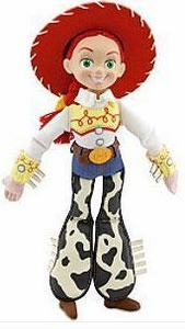 Disney / Pixar Toy Story 3 Exclusive 18 Inch Deluxe Plush Figure Jessie