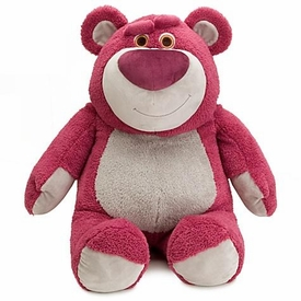 Disney / Pixar Toy Story 3 Exclusive 18 Inch JUMBO Plush Figure Lotso [Happy Face]