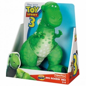 Disney / Pixar Fisher Price Toy Story 3 Big Roarin Rex