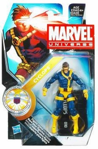 Marvel Universe 3 3/4 Inch Series 13 Action Figure #10 Cyclops [Jim Lee Version]