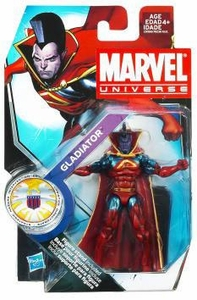 Marvel Universe 3 3/4 Inch Series 13 Action Figure #11 Gladiator