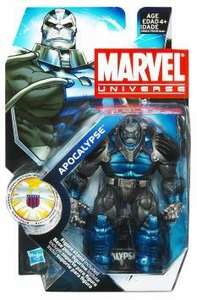 Marvel Universe 3 3/4 Inch Series 13 Action Figure #9 Apocalypse