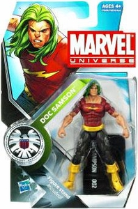 Marvel Universe 3 3/4 Inch Series 12 Action Figure #2 Doc Samson