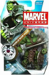 Marvel Universe 3 3/4 Inch Series 12 Action Figure #3 World War Hulk