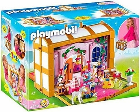 Playmobil Magic Castle Set #5872 My Take Along Princess Fantasy Chest