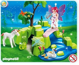 Playmobil Magic Castle Set #4148 Fairy Garden