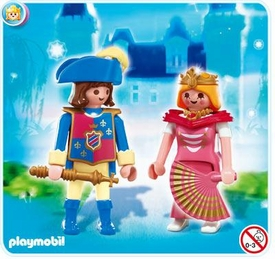 Playmobil Magic Castle Set #4913 Earl & Countess