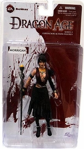 DC Direct Dragon Age Origins Series 1 Action Figure Morrigan