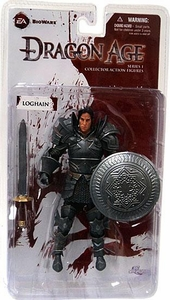 DC Direct Dragon Age Origins Series 1 Action Figure Loghain
