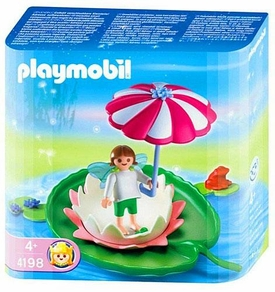 Playmobil Magic Castle Set #4198 Water Lily