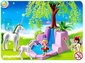 Playmobil Magic Castle Set #5872 Unicorn Playset