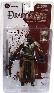 DC Direct Dragon Age Origins Series 1 Action Figure Duncan