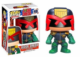 Funko POP! Judge Dredd Vinyl Figure Judge Dredd