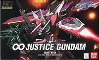 Gundam Seed Destiny 1/144 Scale High Grade Model Kit #32 Infinite Justice Gundam
