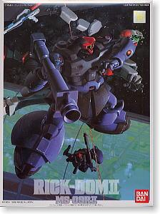Gundam 0080 1/144 Scale Basic Grade Model Kit #5 MS-09RII Rick-Dom II