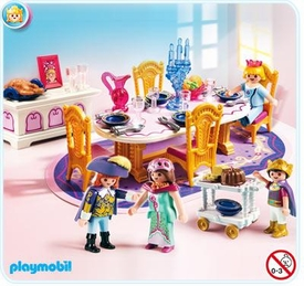 Playmobil Magic Castle Set #5145 Royal Banquet Room