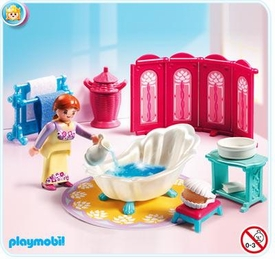 Playmobil Magic Castle Set #5147 Royal Bath Chamber