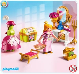Playmobil Magic Castle Set #5148 Royal Dressing Room