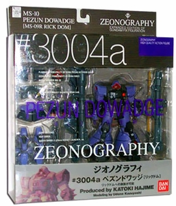Gundam Fix Figuration #3004a Zeonography Pezun Dowadge