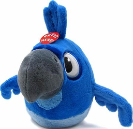 Angry Birds RIO 16 Inch Talking JUMBO Plush Blu