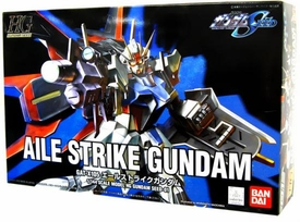 Gundam Seed 1/144 Scale High Grade Model Kit #1 Aile Strike