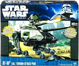 Star Wars 2010 Vehicle AT-AP [All Terrain Attack Pod]