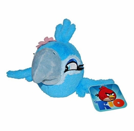 Angry Birds RIO 5 Inch Talking MINI Plush Jewel