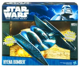 Star Wars 2010 Vehicle Hyena Bomber