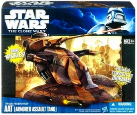 Star Wars 2010 Vehicle Trade Federation AAT [Redeco]