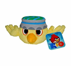 Angry Birds RIO 5 Inch Talking MINI Plush Nico