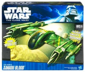 Star Wars 2010 Vehicle Cad Bane's Xanadu Blood