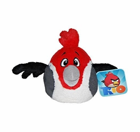 Angry Birds RIO 5 Inch Talking MINI Plush Pedro