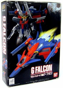 Gundam X 1/144 Scale Limited Model Series 017 G-Falcon Unit