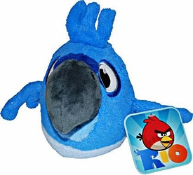 Angry Birds RIO 8 Inch Talking DELUXE Plush Blu
