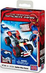 Amazing Spider-Man Mega Bloks Set #91324 Spider-Man Racer