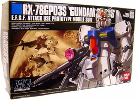 Gundam 1/144 Scale Basic Grade Model Kit RX-78 GP03S