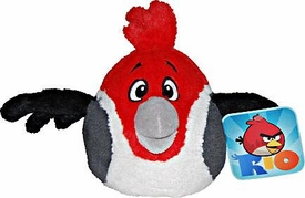 Angry Birds RIO 8 Inch Talking DELUXE Plush Pedro