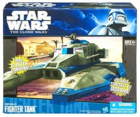 Star Wars 2010 Vehicle Republic Fighter Tank