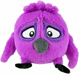 Angry Birds RIO 5 Inch Talking Plush Purple
