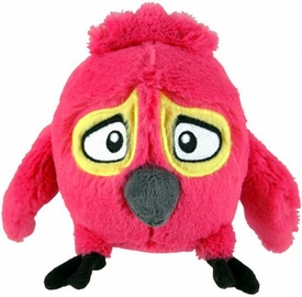 Angry Birds RIO 5 Inch Talking Plush Pink