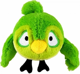 Angry Birds RIO 5 Inch Talking Plush Green