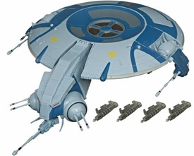 Star Wars 2010 Vehicle Separatist Droid Gunship